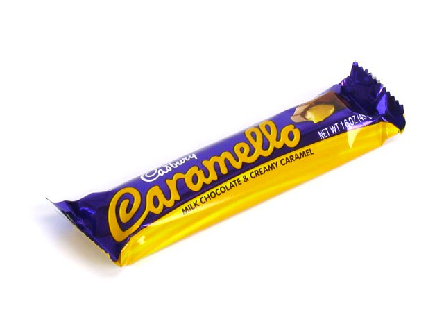 Caramello 1.6 oz bar