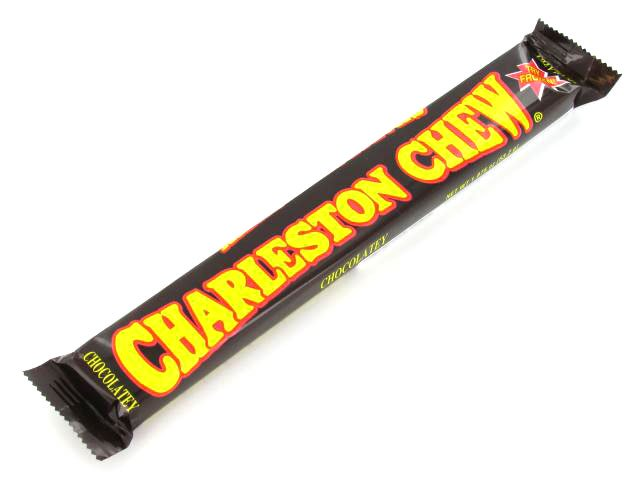 Charleston Chews - chocolate - 1.875 oz bar