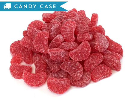 Cherry Slices - bulk 30 lb case (900 ct)