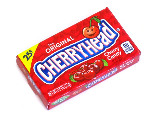 Cherryheads - 0.8 oz box - box of 24