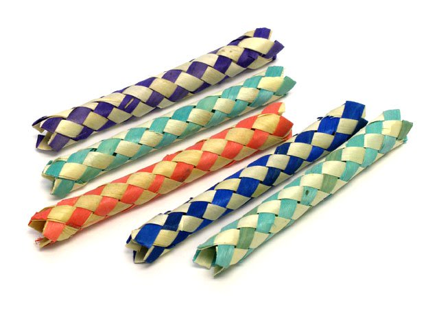Chinese Finger Traps - bag of 12