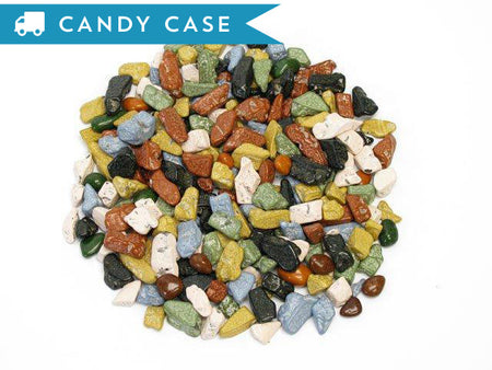 ChocoRocks - bulk 30 lb case (24,000 ct)