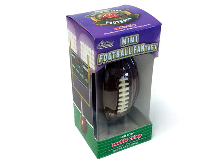 Mini Chocolate Football - 5.5 oz