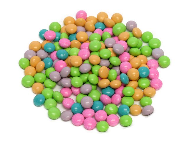 Chocolate Gourmet Mints - Bulk