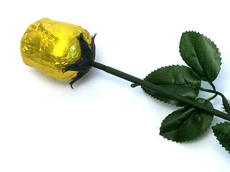 Gold Chocolate Rose
