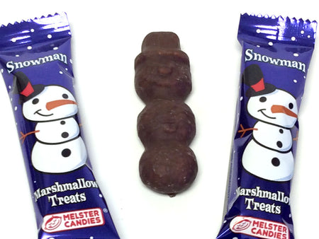 Chocolatey Covered Marshmallow Snowmen - 1.87 oz