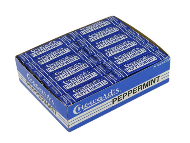 Choward's Peppermint Mints - box of 24