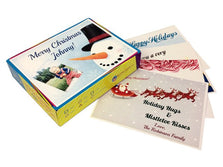 Image of Personalized Christmas Decade Gift Box