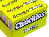 Chuckles Minis - 5 oz theater box - case of 10