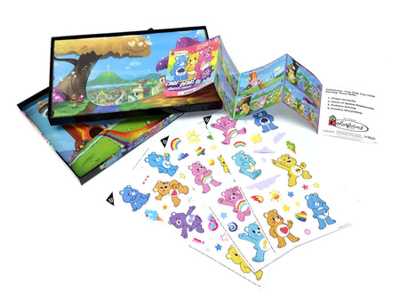 Colorforms Set - Care Bears