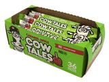 Cow Tales - caramel apple - 1 oz piece - box of 36