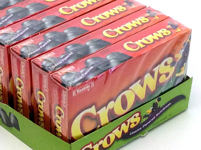 Crows - 6.5 oz theater box