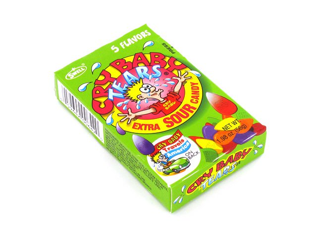 Cry Baby Tears - 1.98 oz box