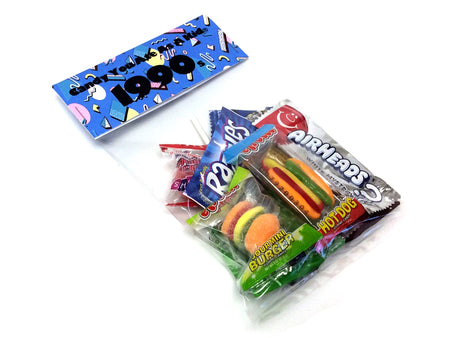 Candy you ate as a kid®decade bags - 1990s