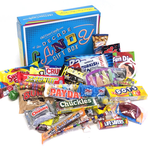 4 lb Decade Candy Gift Box
