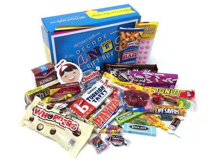 Decade Candy Gift Box 2 lb 1950's Assortment