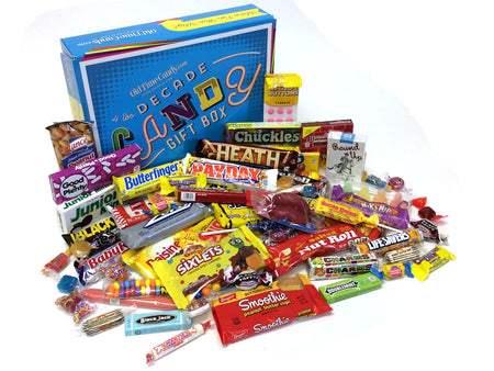 Decade Candy Gift Box 4 lb 1950's Assortment
