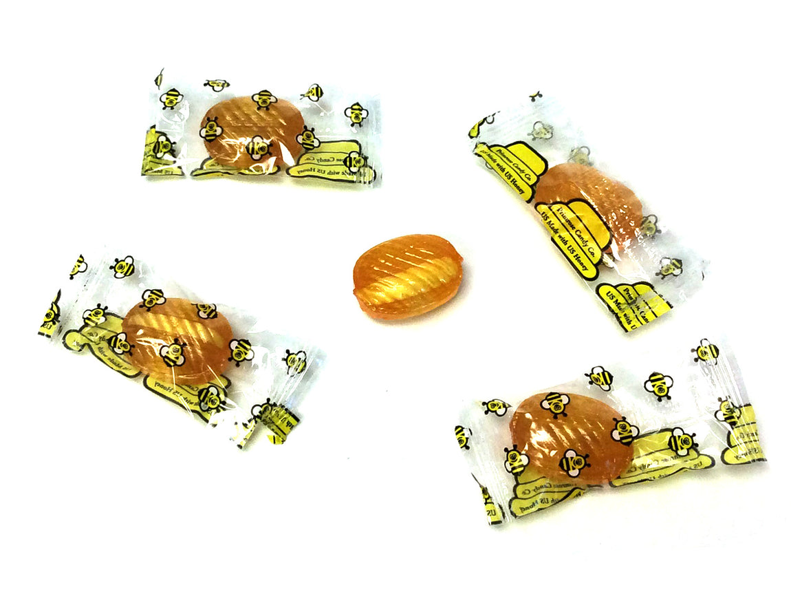 Double Honey-Filled Candies