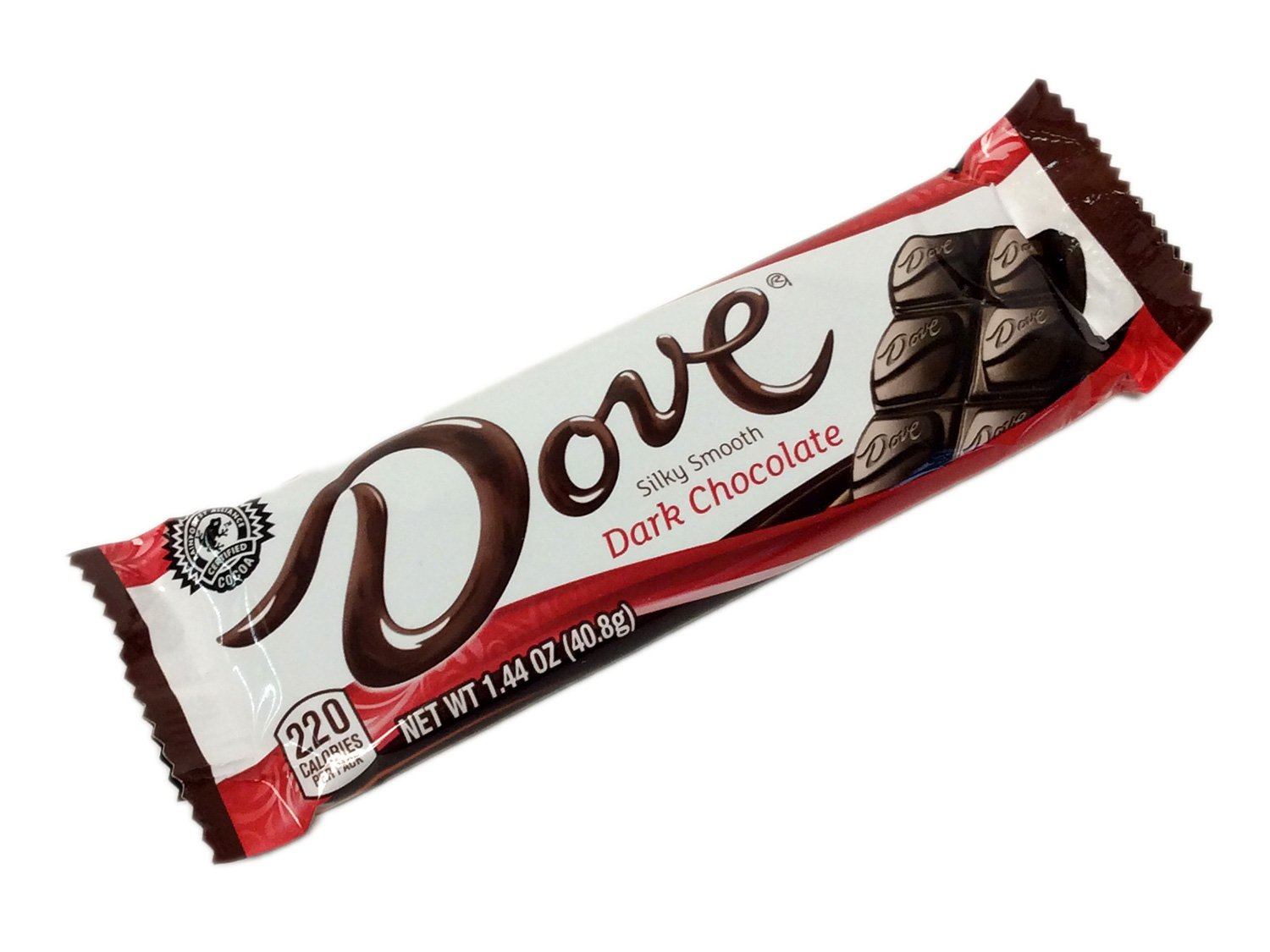 Dove Dark Chocolate 1.44 oz bar