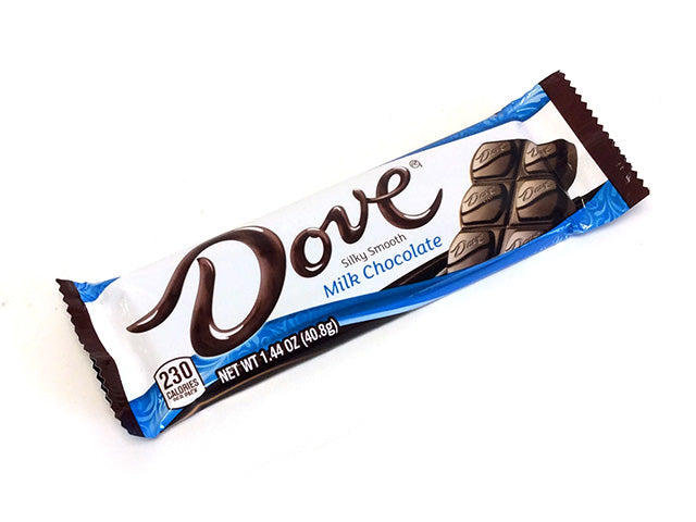 Dove Milk Chocolate 1 44 Oz Bar