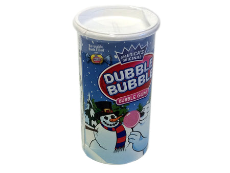 Dubble Bubble 4 oz Holiday Bank