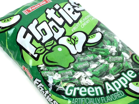 Frooties - Green Apple  - 38.8 oz (360 ct) bag