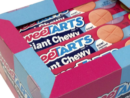 Sweetarts - Giant Chewy - 1.5 oz pkg - box of 36