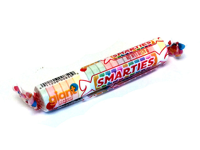 Smarties - Giant Size - 1 oz roll