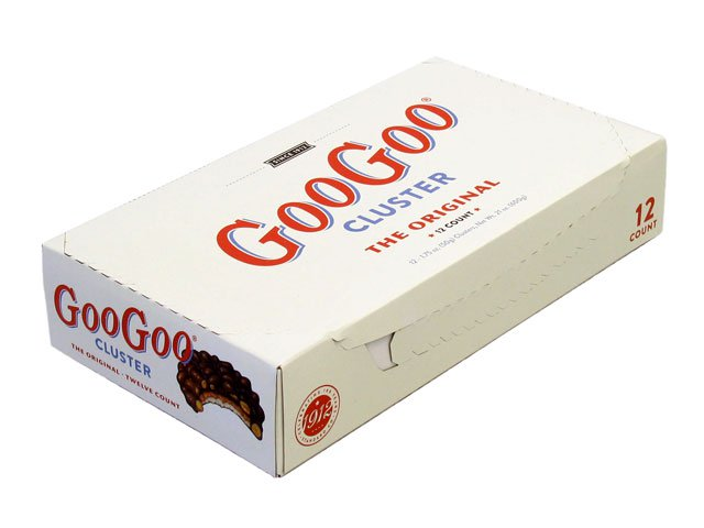 Goo Goo Clusters - 1.75 oz bar - box of 12