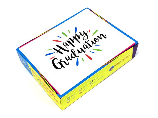Graduation Decade Candy Gift Box - Happy Graduation