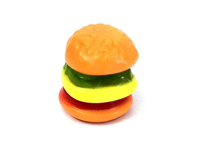 Gummi Mini Burger