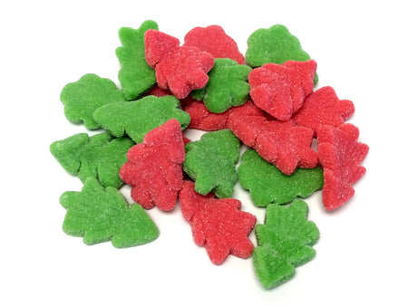 Gummi Christmas Trees - 2 lb bulk bag (137 ct)