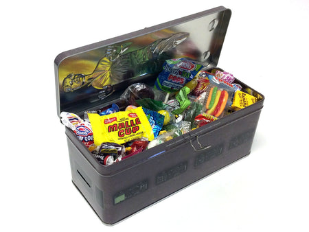 Lunch Box - Hans Solo Locker Tin - Penny Candy Assortment