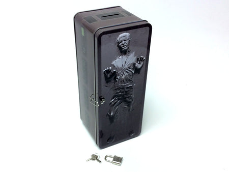 Lunch Box - Hans Solo Locker Tin