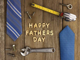 Father's Day Decade Gift Box - Hard Working Dad