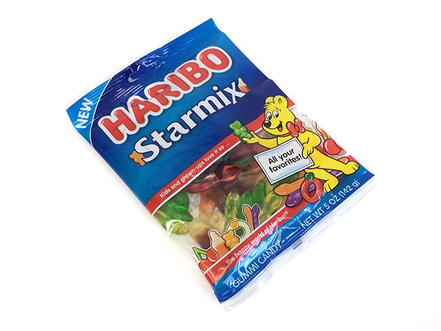Haribo Starmix - 5 oz bag
