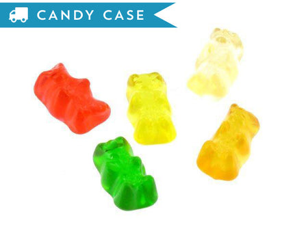 Haribo Gold Bears - bulk 30 lb case (5850 ct)