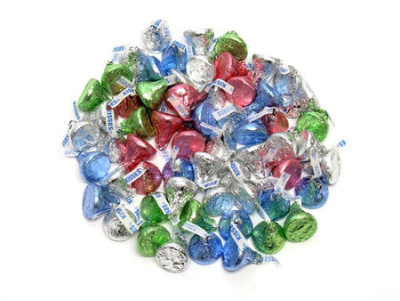 Hershey's Easter Kisses - bulk 2 lb bag (195 ct)