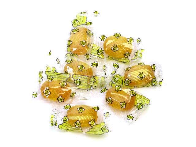 Double Honey-Filled Candies - bulk