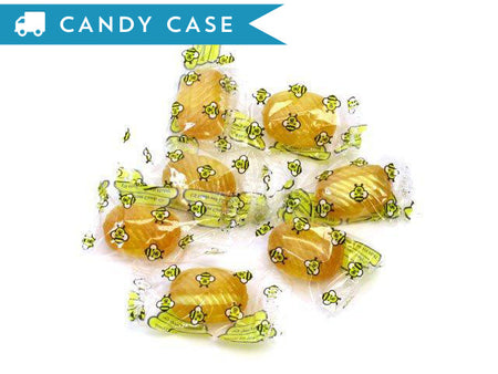 Double Honey-Filled Candies - bulk 29 lb case (2407 ct)