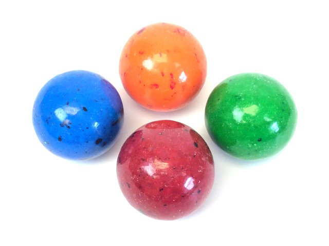 Jawbreakers with Gum Center - 2.25 inch - bag of 12