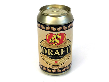 Jelly Belly - 1.75 oz Draft Beer Tin Can