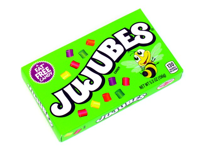 Jujubes - 5.5 oz theater box (Candy)