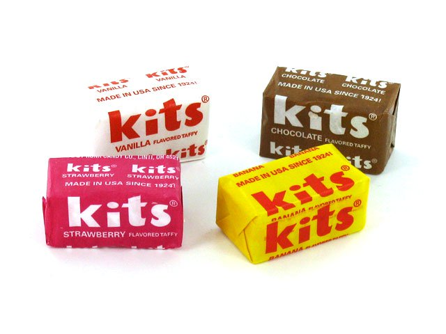 Bulk Kits Taffy