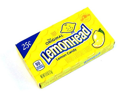 Lemonheads - 0.8 oz box