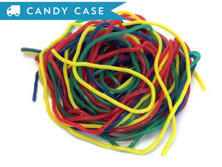 Rainbow Laces - bulk 20 lb case (950 ct)