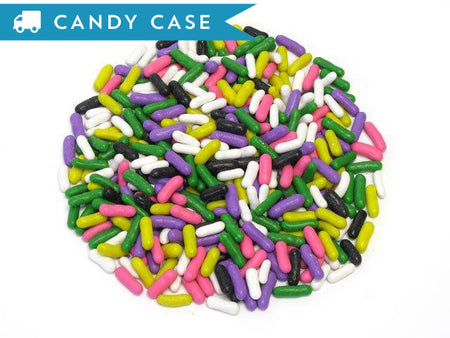 Licorice Pastels - bulk 30 lb case (22,125 ct)