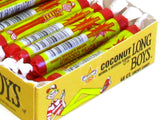 Long Boys - Coconut - box of 48 (Candy)