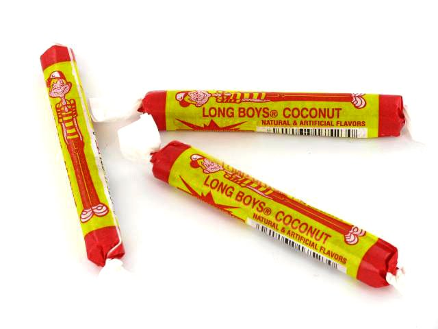 Long Boys - Coconut - box of 48