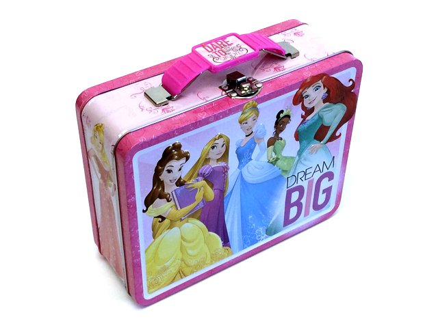 Lunch Box - Disney Princesses - Dream Big